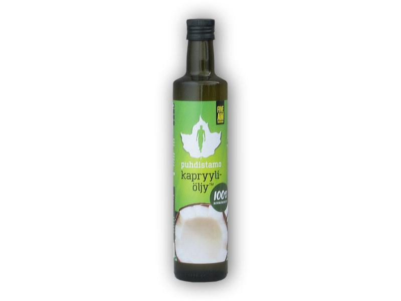 Caprylic Oil 500ml