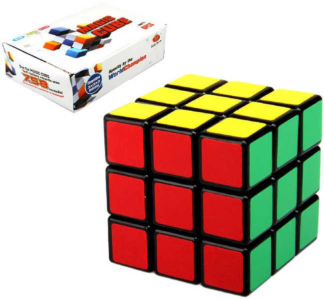 Hlavolam Rubikova Kostka - Rubikovka skládačka
