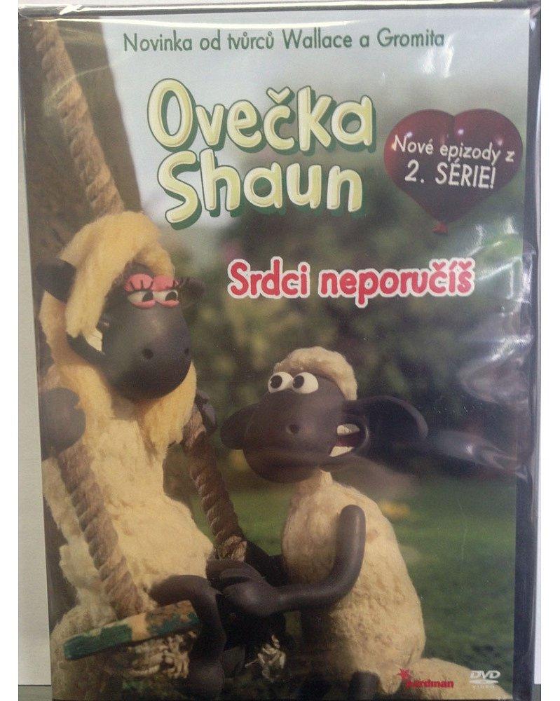 DVD OVECKA SHAUN II. - SRDCI NEPORUCÍŠ