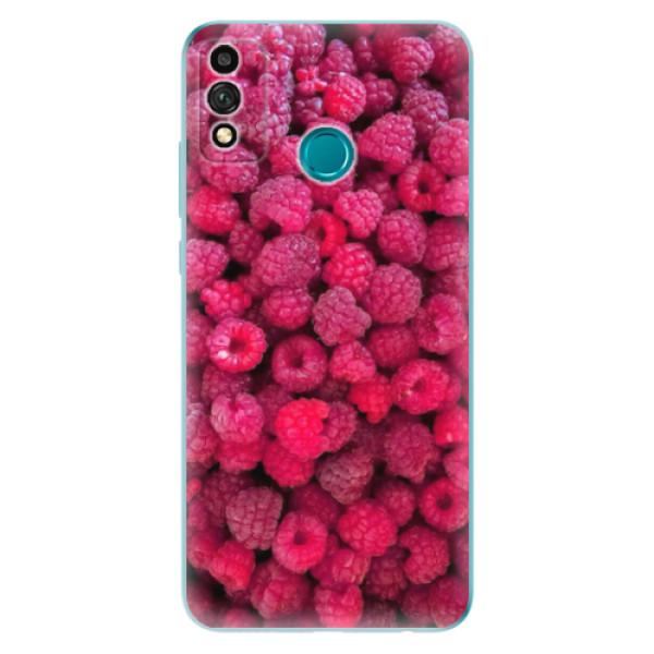 Odolné silikonové pouzdro iSaprio - Raspberry - Honor 9X Lite
