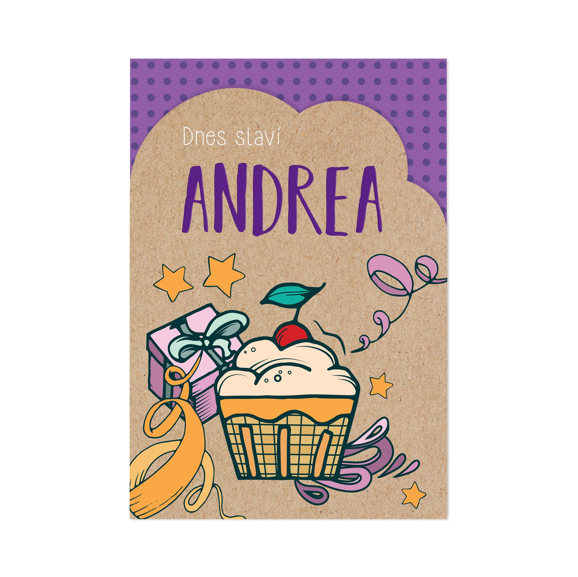 Přání - Andrea