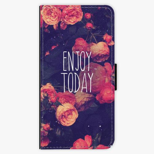 Flipové pouzdro iSaprio - Enjoy Today - iPhone 7 Plus