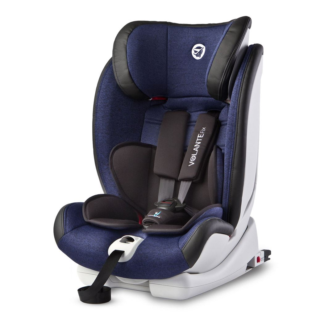 Autosedačka CARETERO Volante Fix Limited