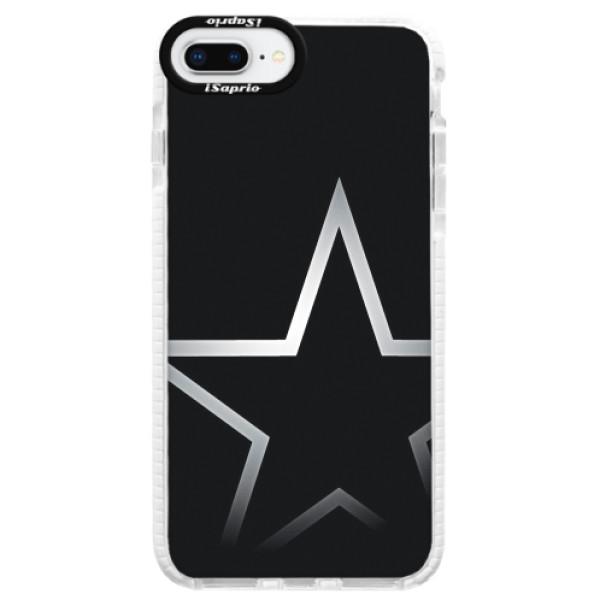 Silikonové pouzdro Bumper iSaprio - Star - iPhone 8 Plus