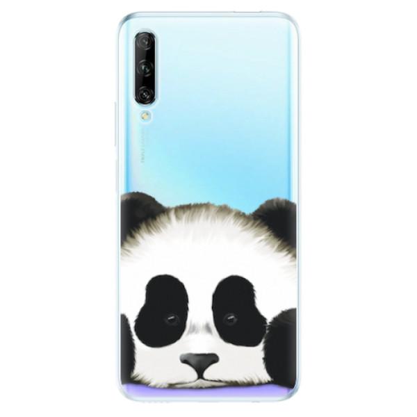 Odolné silikonové pouzdro iSaprio - Sad Panda - Huawei P Smart Pro