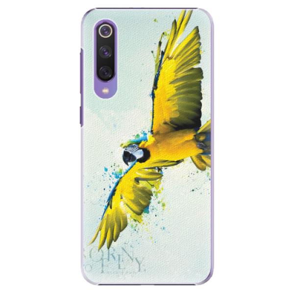 Plastové pouzdro iSaprio - Born to Fly - Xiaomi Mi 9 SE