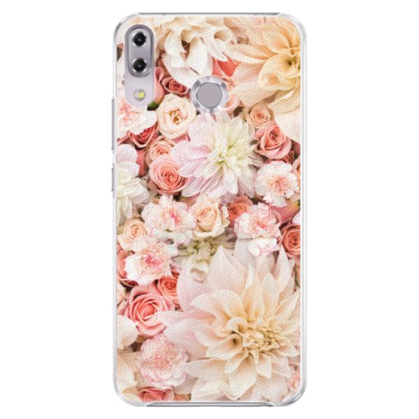 Plastové pouzdro iSaprio - Flower Pattern 06 - Asus ZenFone 5Z ZS620KL