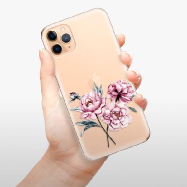 Odolné silikonové pouzdro iSaprio - Poeny - iPhone 11 Pro Max