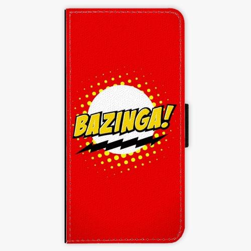 Flipové pouzdro iSaprio - Bazinga 01 - Samsung Galaxy A3 2017