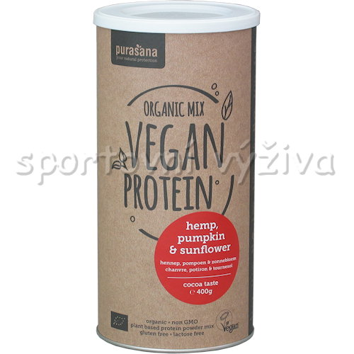 Vegan Protein Mix