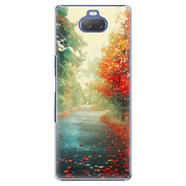 Plastové pouzdro iSaprio - Autumn 03 - Sony Xperia 10 Plus
