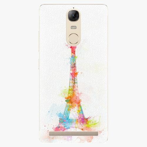 Plastový kryt iSaprio - Eiffel Tower - Lenovo K5 Note