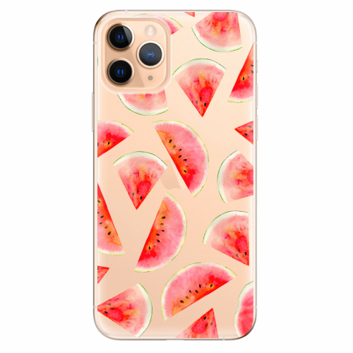 Silikonové pouzdro iSaprio - Melon Pattern 02 - iPhone 11 Pro