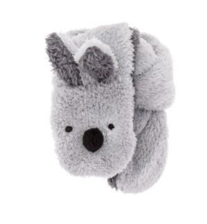 Bexa Komplet zimní čepice s oušky, šál + rukavičky, Rabbit