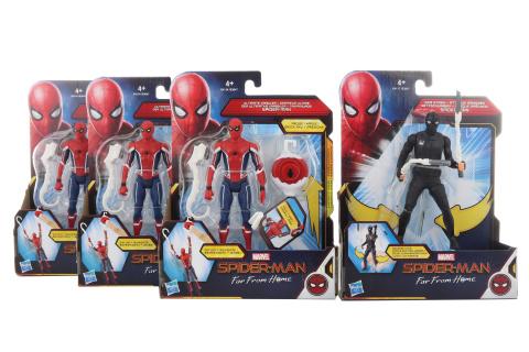 Spider-man Filmové figurky