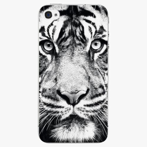 Plastový kryt iSaprio - Tiger Face - iPhone 4/4S