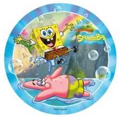 Jedlý papír Sponge Bob B