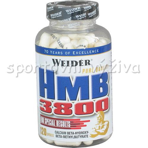 HMB 3800 120 kapslí