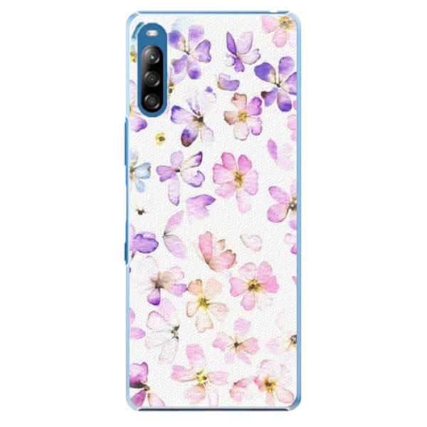Plastové pouzdro iSaprio - Wildflowers - Sony Xperia L4