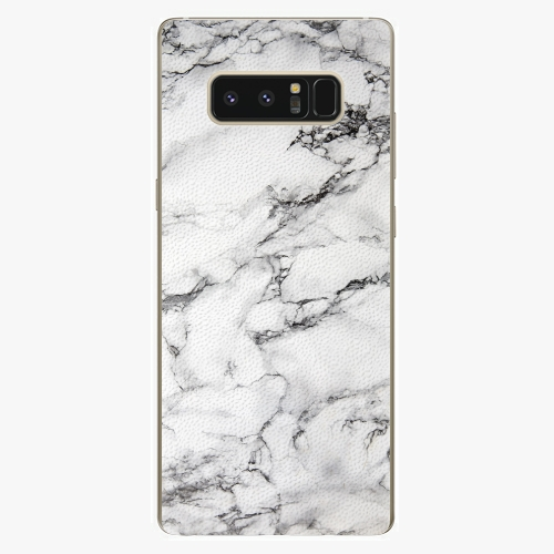 Plastový kryt iSaprio - White Marble 01 - Samsung Galaxy Note 8