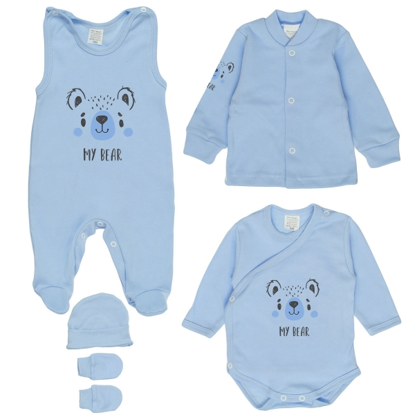 mbaby-5d-soupravicka-do-porodnice-my-bear-modra-vel-62-62-2-3m