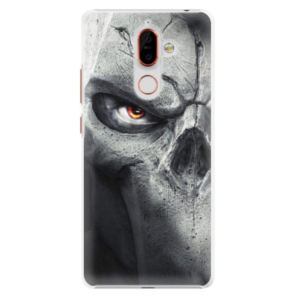 Plastové pouzdro iSaprio - Horror - Nokia 7 Plus
