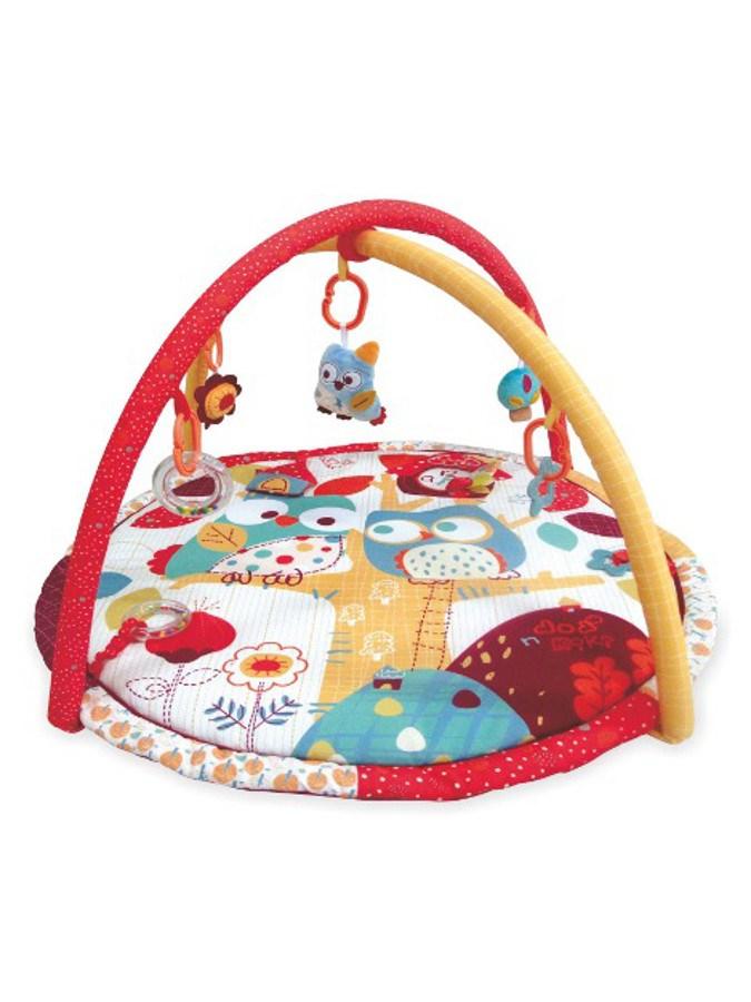 Hrací deka Baby Mix Sovička - dle obrázku