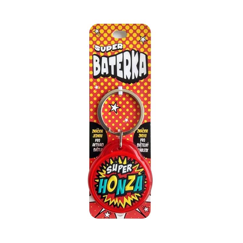 Super baterka - Honza