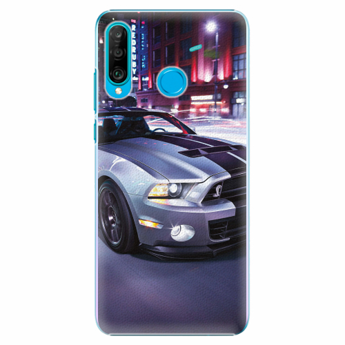 Plastový kryt iSaprio - Mustang - Huawei P30 Lite
