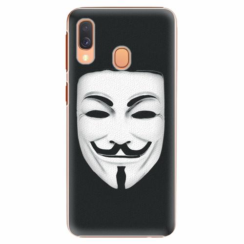 Plastový kryt iSaprio - Vendeta - Samsung Galaxy A40