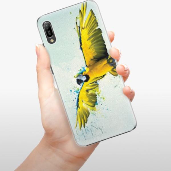 Plastové pouzdro iSaprio - Born to Fly - Huawei Y6 2019