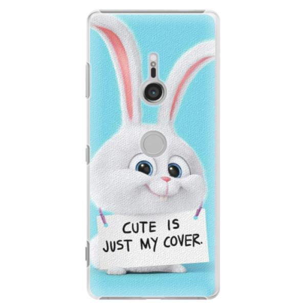 Plastové pouzdro iSaprio - My Cover - Sony Xperia XZ3
