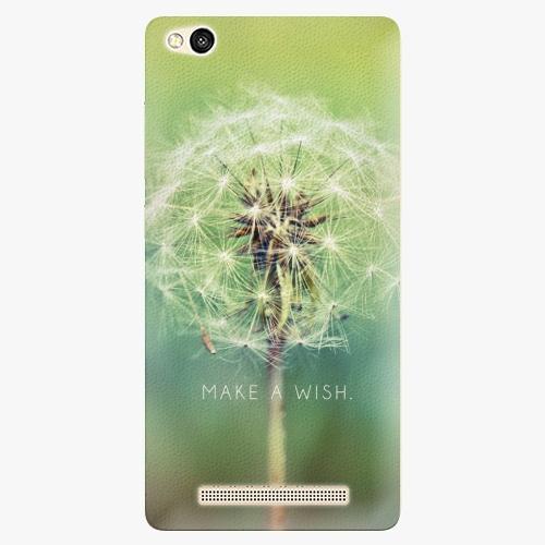 Plastový kryt iSaprio - Wish - Xiaomi Redmi 3