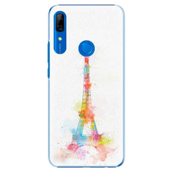 Plastové pouzdro iSaprio - Eiffel Tower - Huawei P Smart Z
