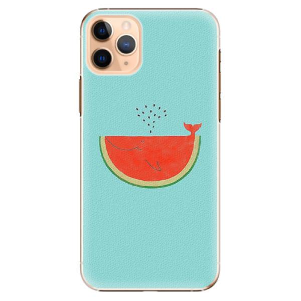 Plastové pouzdro iSaprio - Melon - iPhone 11 Pro Max