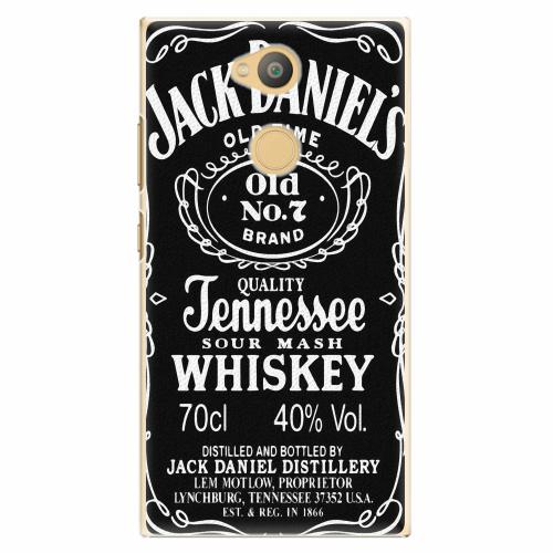 Plastový kryt iSaprio - Jack Daniels - Sony Xperia L2