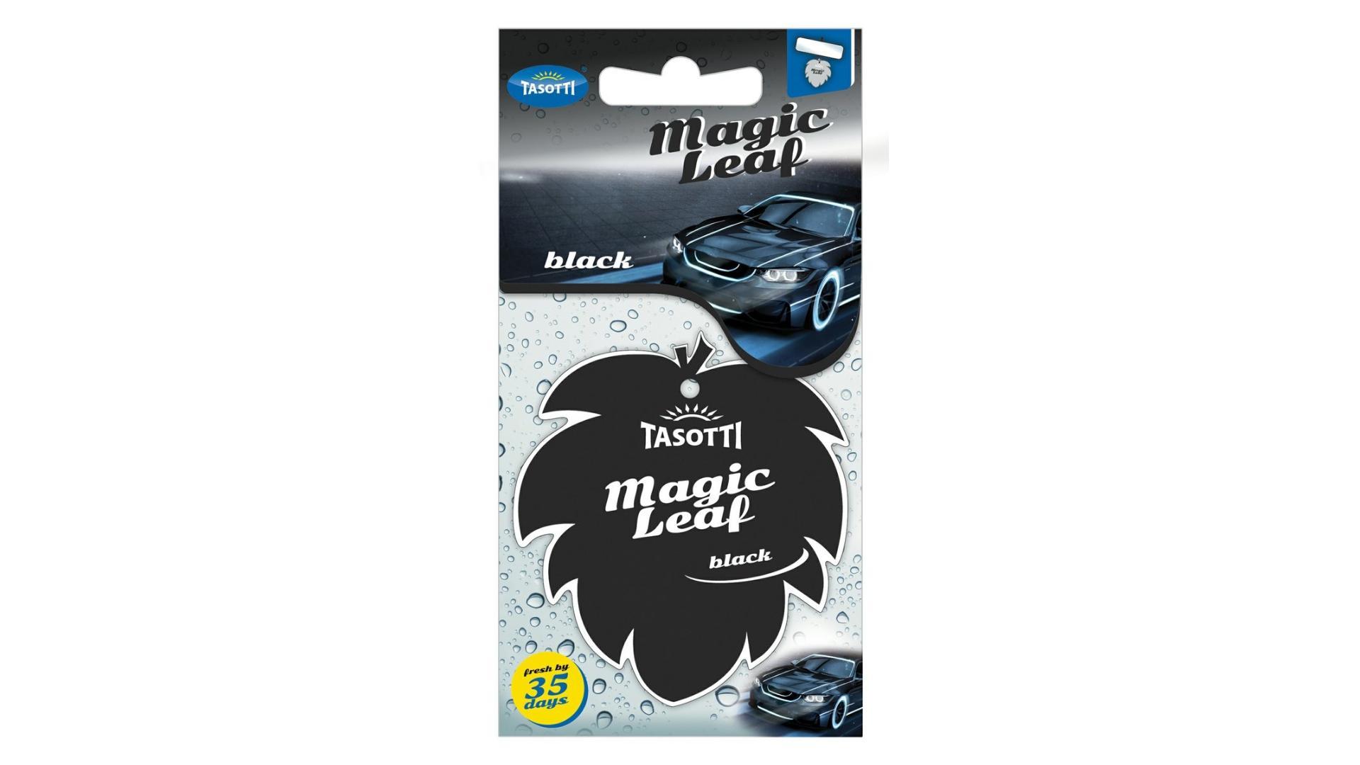 TASOTTI Magic leaf black