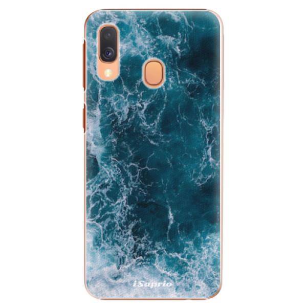 Plastové pouzdro iSaprio - Ocean - Samsung Galaxy A40