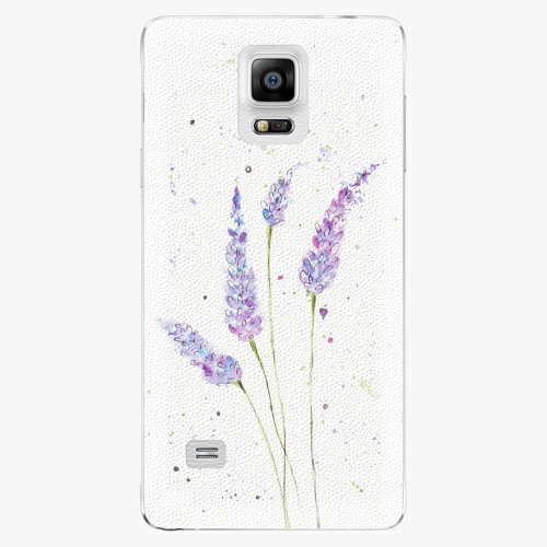 Plastový kryt iSaprio - Lavender - Samsung Galaxy Note 4