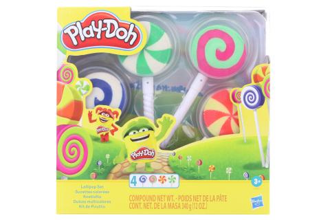 Play-Doh Balení lízátek