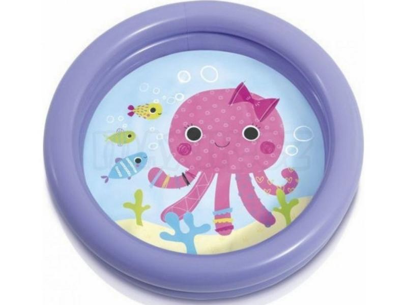 Nafukovací bazén chobotnice/medvěd malý, 61 x 15 cm