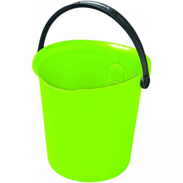 Úklidový kbelík 9l - zelená CURVER