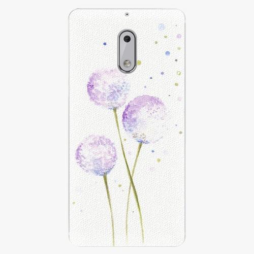 Plastový kryt iSaprio - Dandelion - Nokia 6