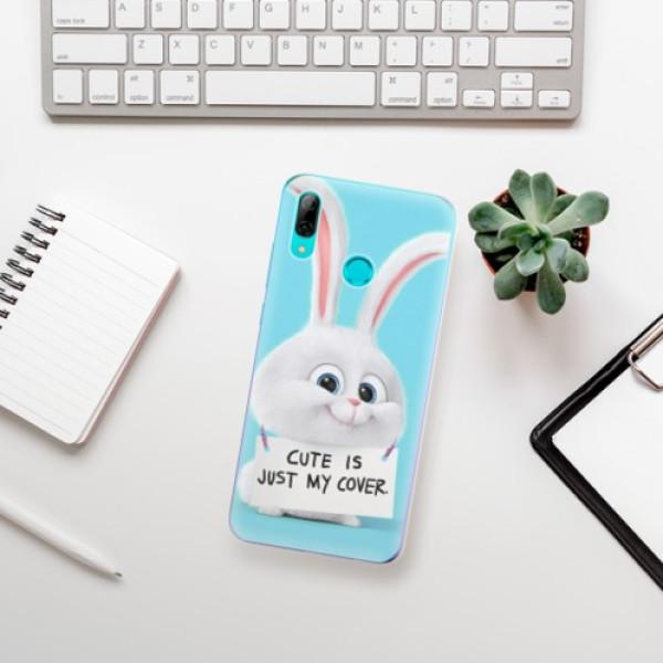 Odolné silikonové pouzdro iSaprio - My Cover - Huawei P Smart 2019