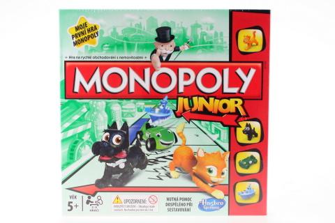 Monopoly junior TV 1.10.-31.12.2018