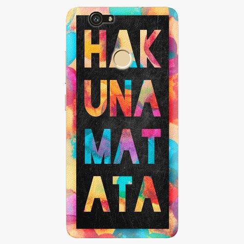 Plastový kryt iSaprio - Hakuna Matata 01 - Huawei Nova