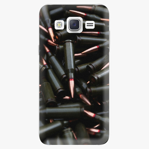 Plastový kryt iSaprio - Black Bullet - Samsung Galaxy J5