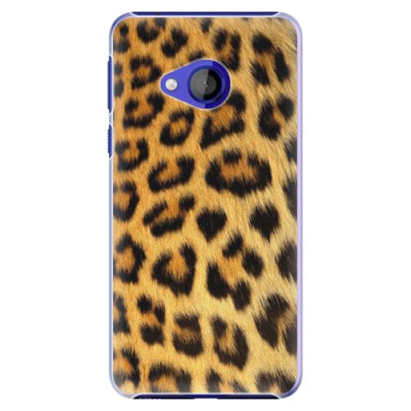Plastové pouzdro iSaprio - Jaguar Skin - HTC U Play