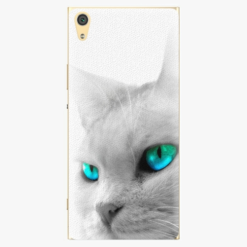 Plastový kryt iSaprio - Cats Eyes - Sony Xperia XA1 Ultra