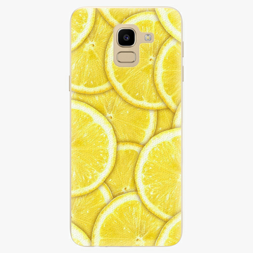 Yellow   Samsung Galaxy J6